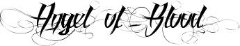 Angel of Blood Font
