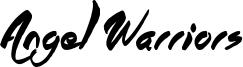 Angel Warriors Font