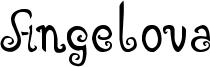 Angelova Font