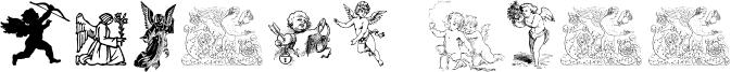 Angels Free Font