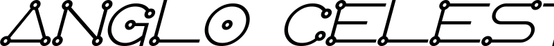 AngloCelestial Bold Italic.otf