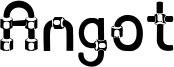 Angot Font