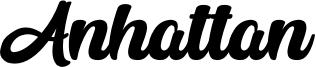 Anhattan Font