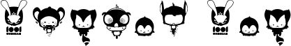 Animal Kai Font