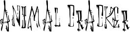 Animal Cracker Font