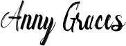 Anny Graces Font