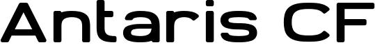 Antaris CF Font