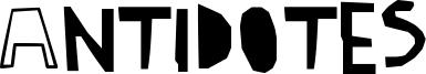 Antidotes Font