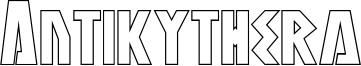 antikytheraoutline.ttf