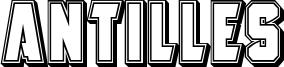 antillesengraved.ttf
