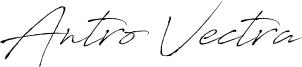 Antro Vectra Font