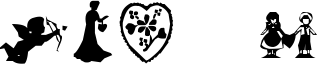 AOS Valentine Font