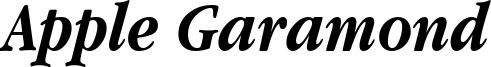 AppleGaramond-BoldItalic.ttf