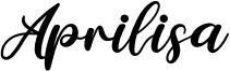 Aprilisa Font