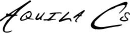 Aquila Cs Font