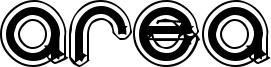 Area Font