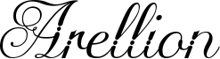 Arellion Font