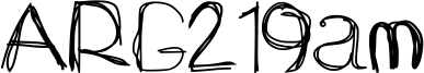 ARG219am Font