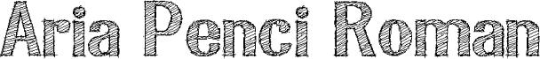 Aria Penci Roman Font