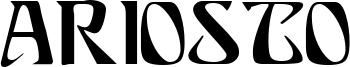 Ariosto Font