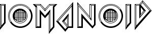 Iomanoid Font