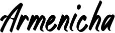 Armenicha Font