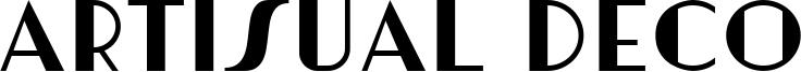 Artisual Deco Font
