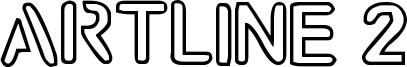 Artline 2 Font