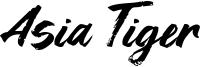 Asia Tiger Font