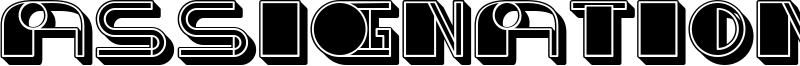 Assignation Font