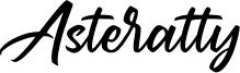 Asteratty Font