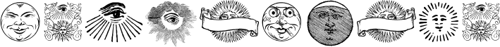 Astrodings Font