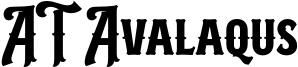 AT Avalaqus Font