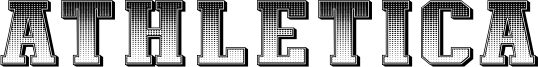 Athletica Font