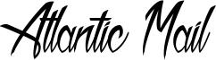 Atlantic Mail Font