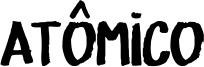 Atômico Font