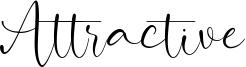 Attractive Font