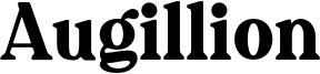 Augillion Font