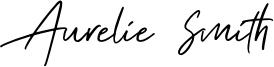 Aurelie Smith Font