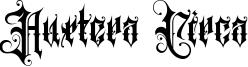 Auxtera Circa Font
