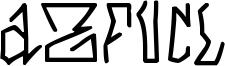 Azfucl Font