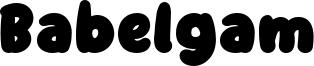 Babelgam Font