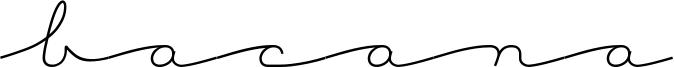 Bacana Font