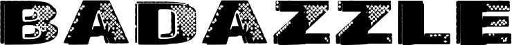 Badazzle Font