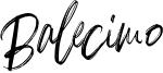 Balecimo Font
