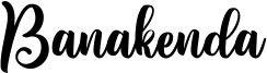 Banakenda Font