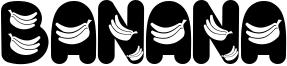 Banana Font