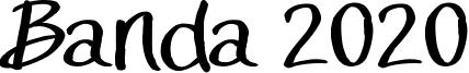 Banda 2020 Font