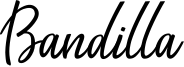 Bandilla Font