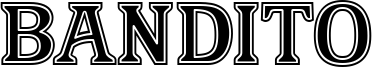 Bandito Font